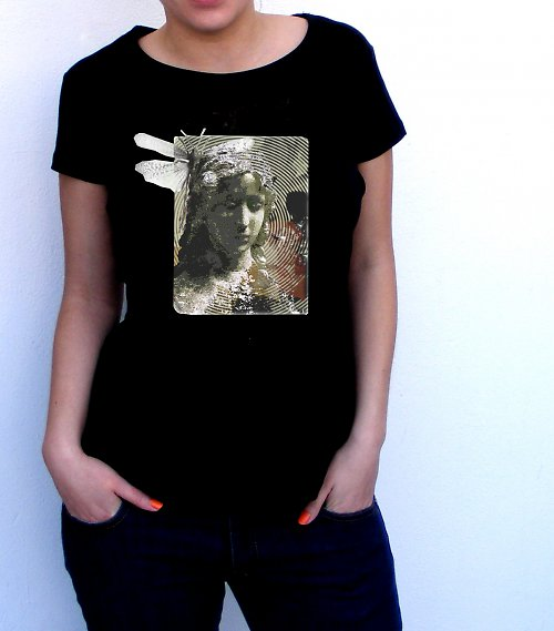 Dámské tričko ,Letní´´