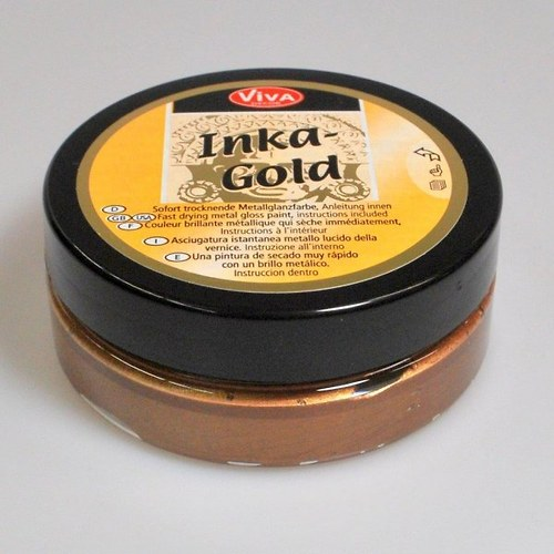 Inka - Gold / zlatohnědá