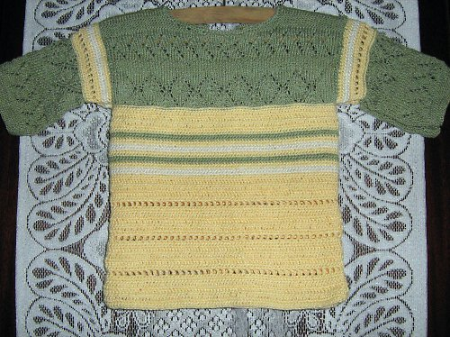dětský svetr