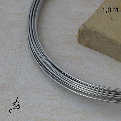 Osteo drát měkký 1,0 mm - 5 m