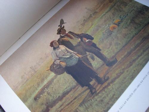 Národní galerie 3. díl, České malířství 19. stol.