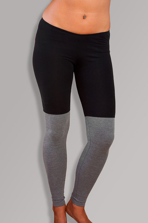 BLACK-GREY LONG LEG
