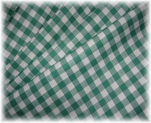 zelený kanafas