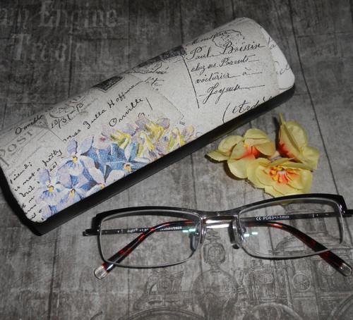 Pouzdro na brýle - vintage