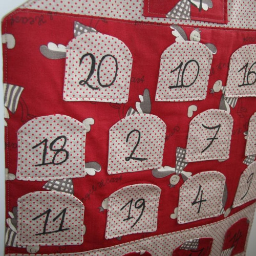 Fotonávod na adventní kalendář