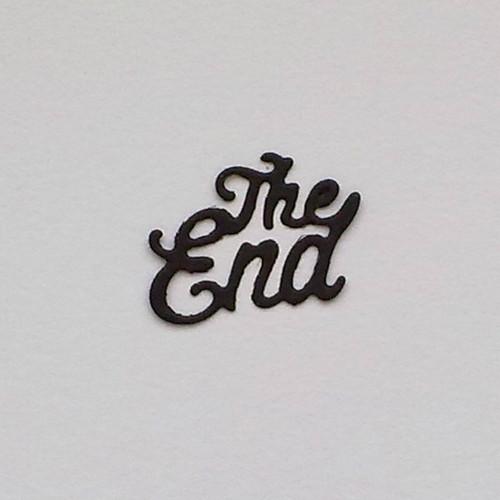 Nápis - The End