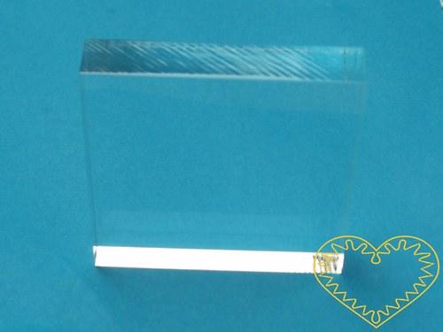 Akrylový blok - maxi razítkovací podložka