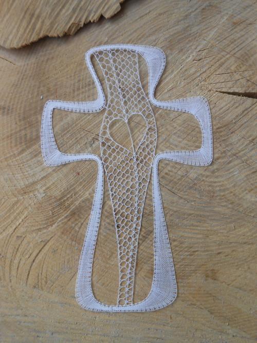 Kříž srdce