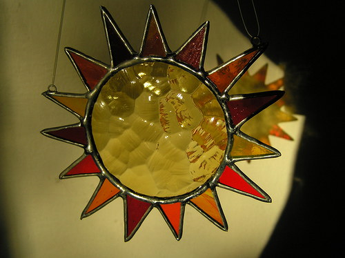 sluníčko menší