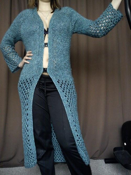 Pletený svetr Hawai