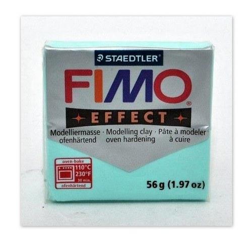 FIMO Effect / Pastel - mentolová (505)