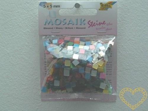 Lesklá mozaika - mix barev - 45 g