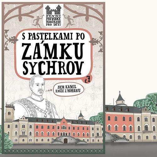 S pastelkami po zámku Sychrov