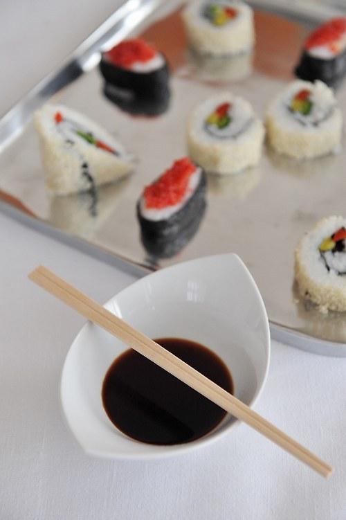 Kurz sushi pro začátečníky - originální dárek