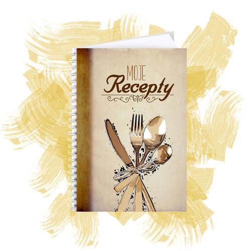 Zápisník na vlastní recepty
