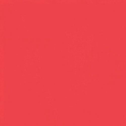 Jednobarevná červená RED - plátno Free Spirit