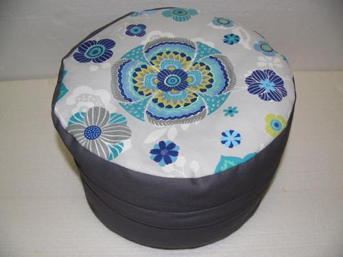 Pohankový sedák s mandalou 18 cm vysoký