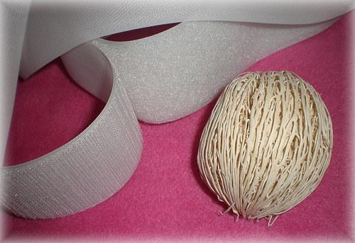 Suchý zip - komplet - šíře 5 cm - 10 cm