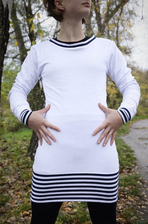 úpletové šaty...SLEVA