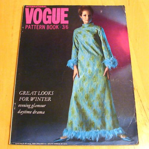 Vogue Pattern Book 1967 - časopis