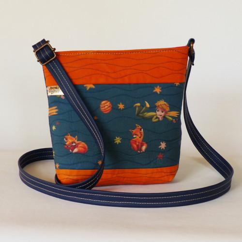 Malá kabelka - Princ a liška