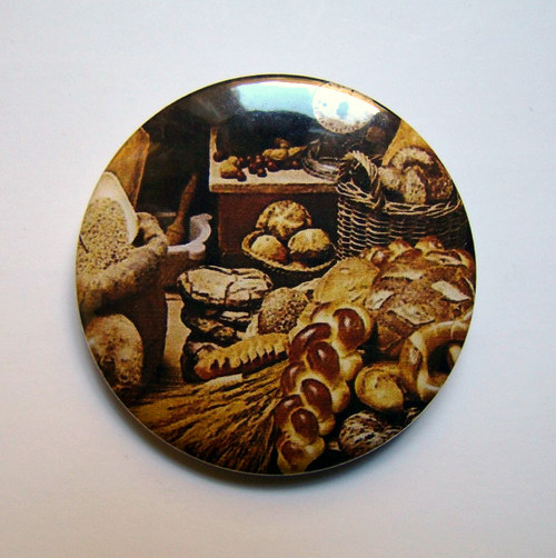 PEKAŘSKÁ.. - placka - button - 44 mm