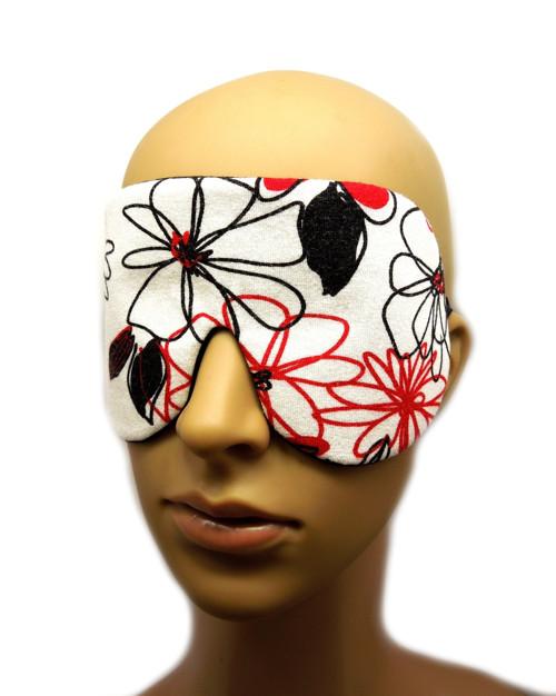 Maska na oči, klapky, škraboška - NASTAVITELNÁ!!
