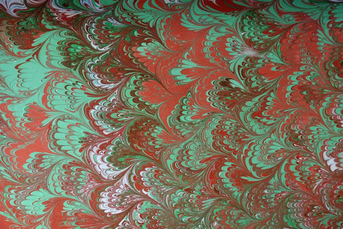 Zeleno-červené vlny