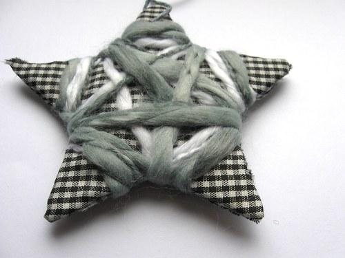 Hvězda šedá (10 cm)