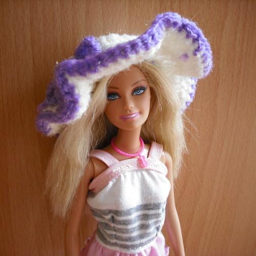 Barbie - klobouk