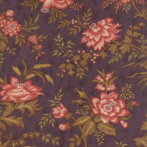 Atelier Květinový závěs fialový