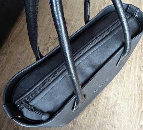 Vnitřní taška Obag z koženky - mnoho barev