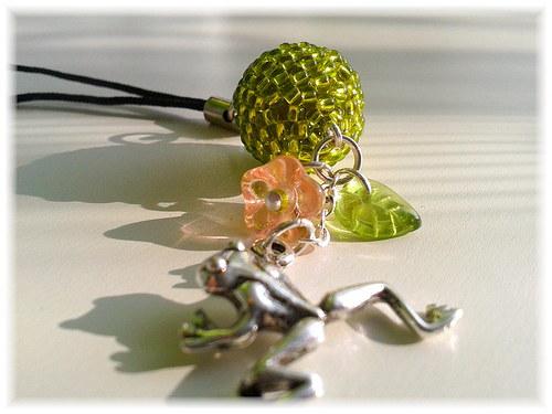 Žabka na klíče
