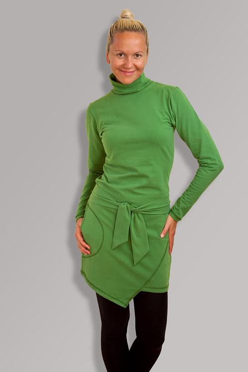 60 Wall Street GREEN DRESS