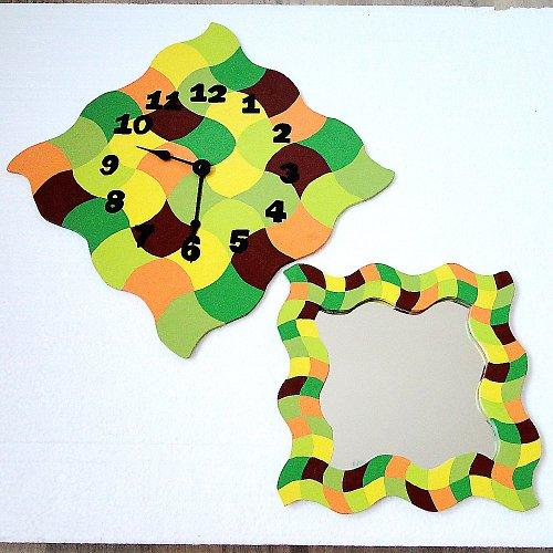 Podzimní mozaika - sada