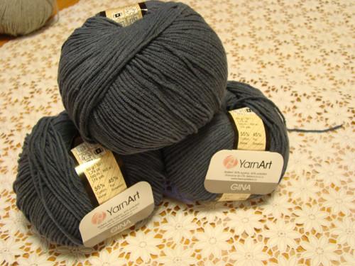 Yarn Art GINA 45