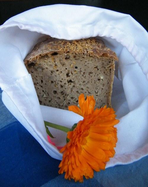 Pytlík na chleba 30x45 cm
