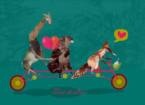 Tour de Love