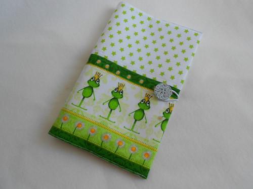 na plenky - žabí princ