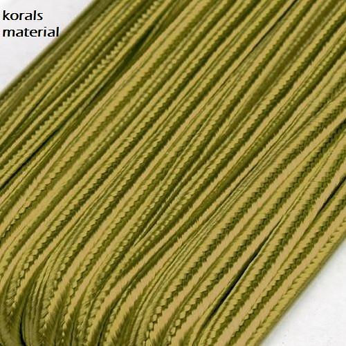 2730-40 Sutaška 3 mm, WOODBINE, 3metry