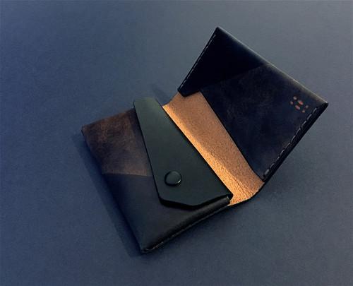 Cardboy - malá peněženka s kapsou na mince