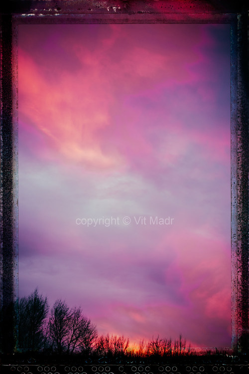 Naděje  - fotografie 40x30 cm