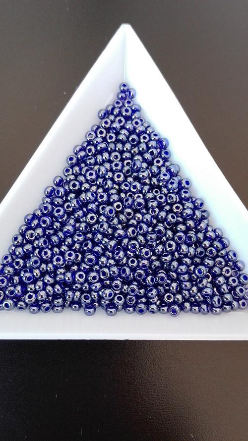 Rokajl 10/0 modrý
