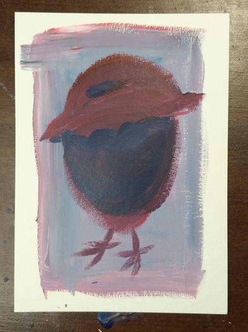 Ptáček detektív