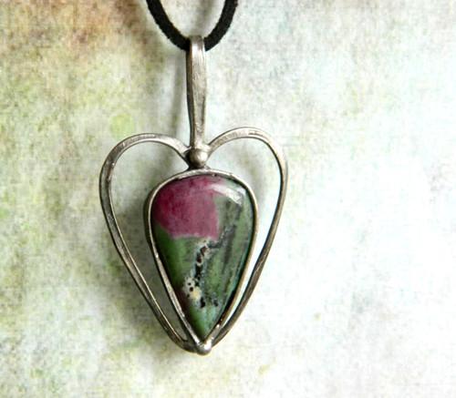 Rubínové srdce
