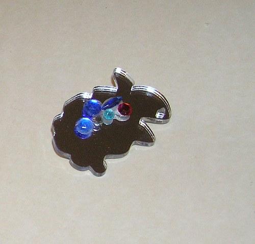 Ovečka s kamínky  - brož