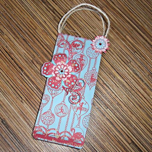 Vánoční dárková taška (malá)