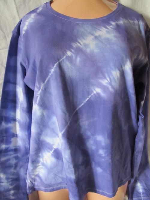 Triko - purpurový sen