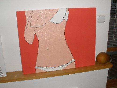 Woman body - Tělo ženy