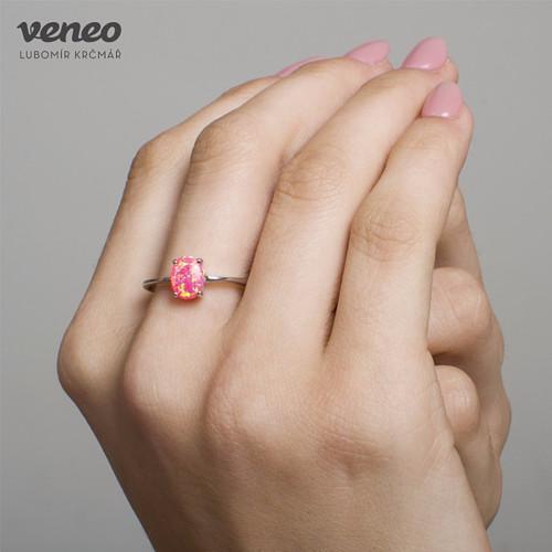 Ariana 8 - prsten s venezuelským opálem